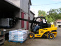 Sellick TLT30DHL Teletruk Variable Reach Forklift