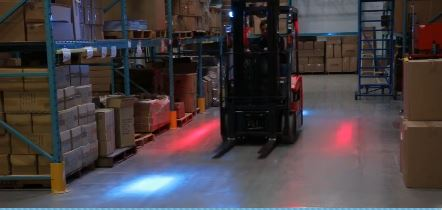 Red Zone Safety Light Archives Illinois Material Handling