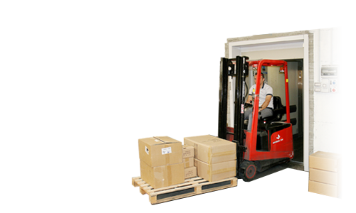 Solutions of Excellence - in <span>Compact Specialty Forklifts</span>
