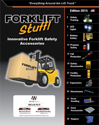 Illinois Material Handling - Forklift Stuff Accessories Catalog