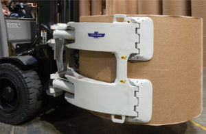 Paper Roll Clamps And Attachments From Illinois Material