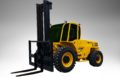 Sellick S150 Rough Terrain Forklift
