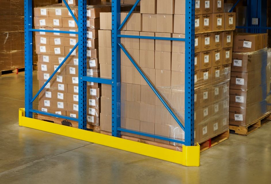 Rack Protection Archives Illinois Material Handling