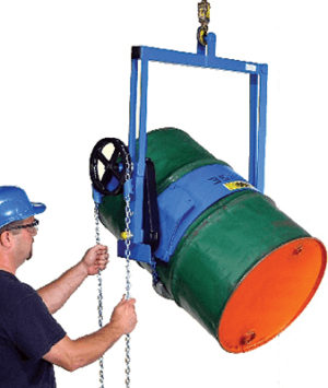 Morse Overhead lifting Drum from Bohnert Equipment Company